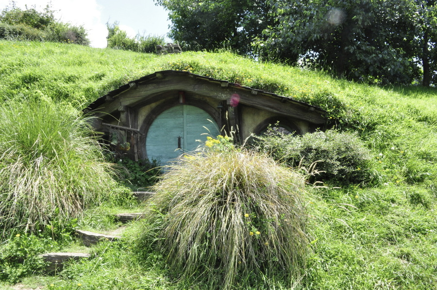hobbiton movie set matamata