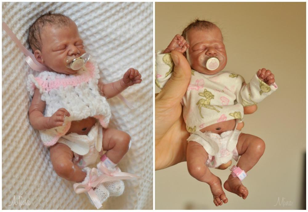Newborn sculpture