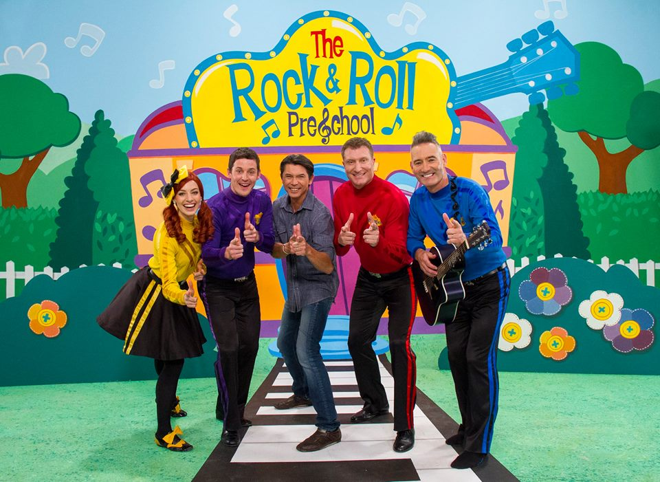 the rock academy preschool a wiggly with purple wiggle lachy 993
