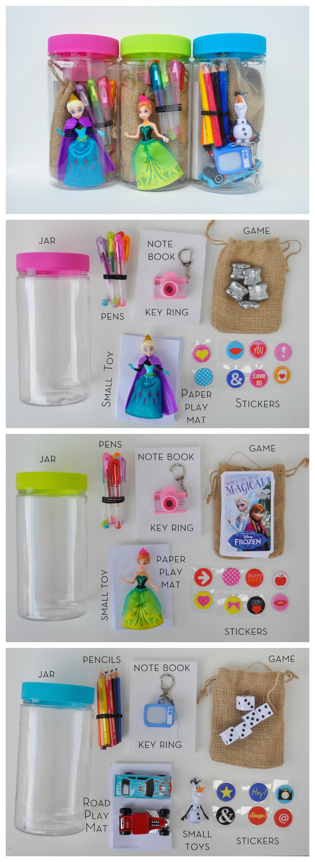DIY Fun Play Jar