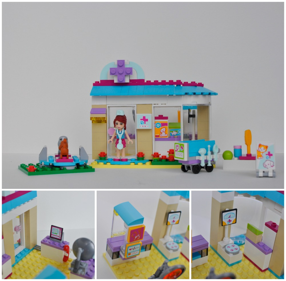 Lego Friends Heartlake City - Vet Clinic (41085) Review
