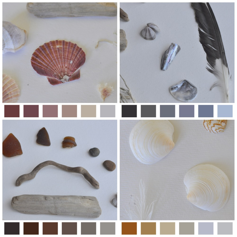 Beach Treasures - Colours