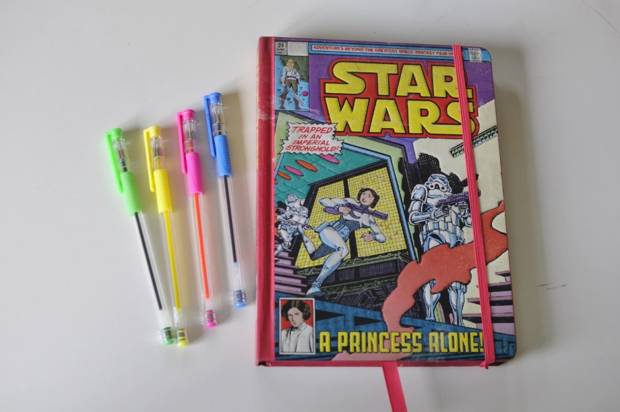 Star Wars Journal