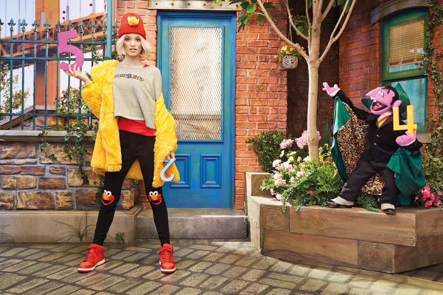 Peter Alexander Sesame Street Women's Sleepwear