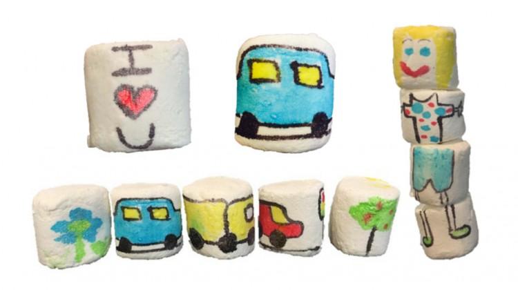 Design Your Own Marshmallows