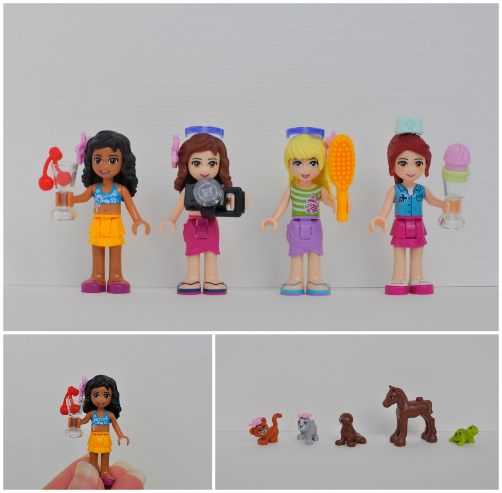 Lego Friends Mini Figures