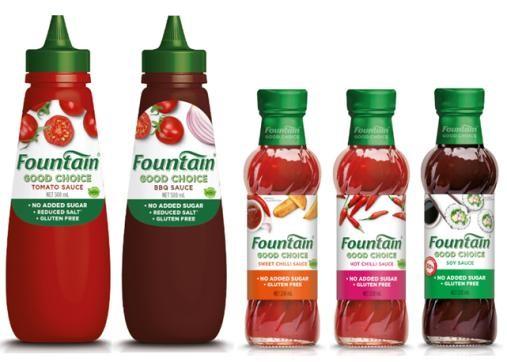 Fountain GOOD CHOICE Sauce