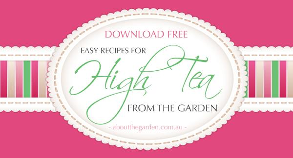 High Tea Recipes