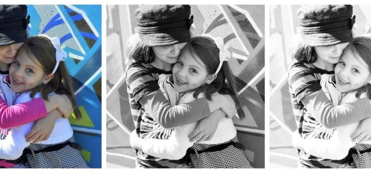 Black & White Photo Editing Tip