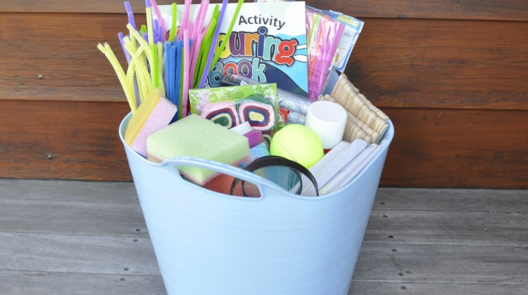 School Holidays Fun Box