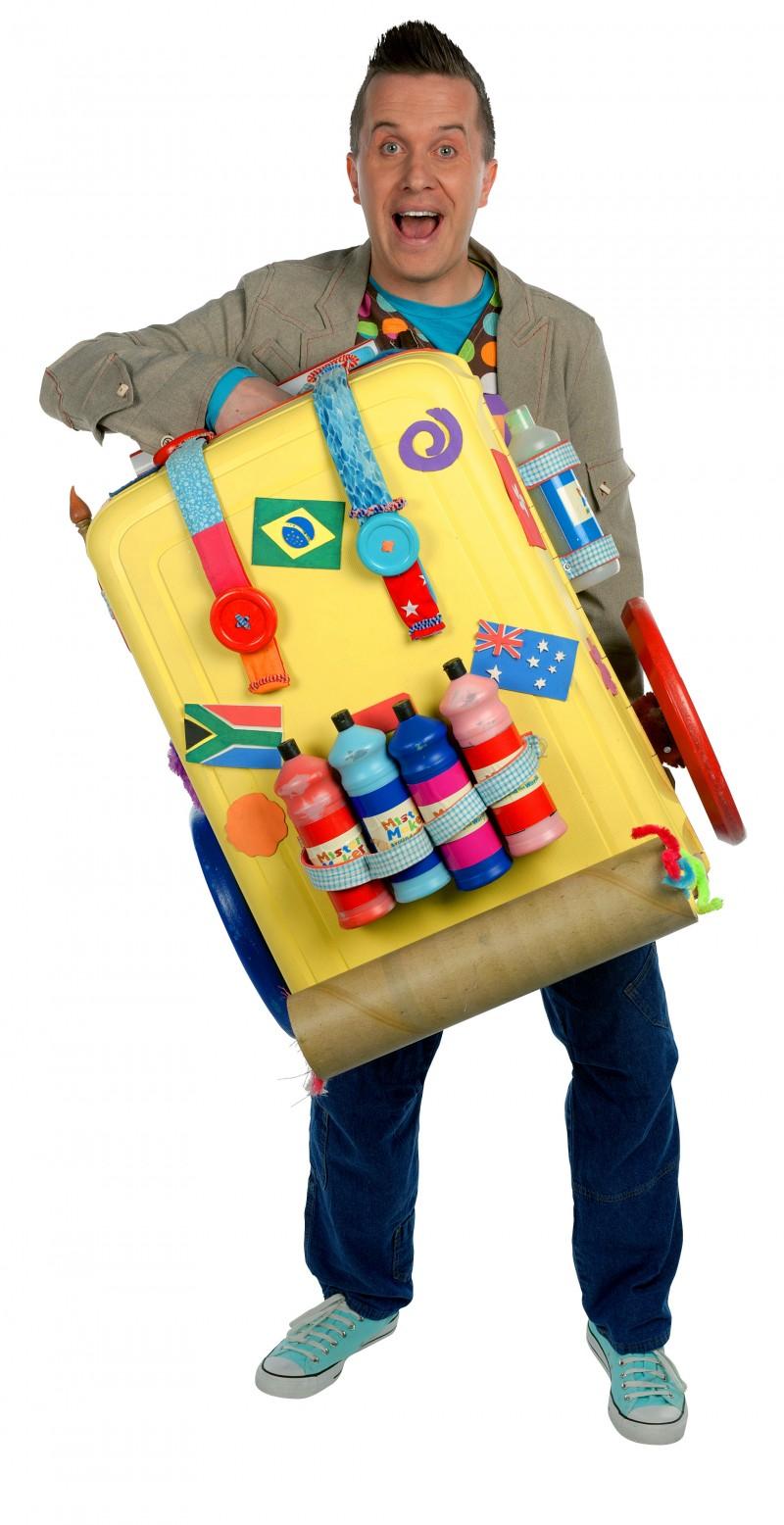 Mister Maker Suitcase