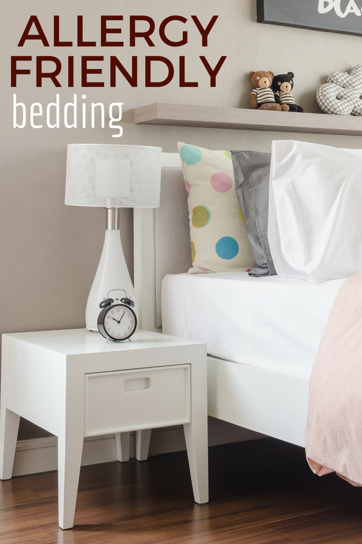 Allergy Friendly Bedding - How to Dust Mite Proof a Bed