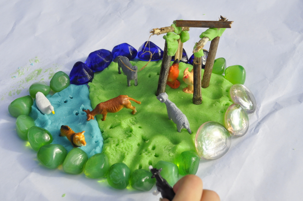 Play Dough Kit - Farm