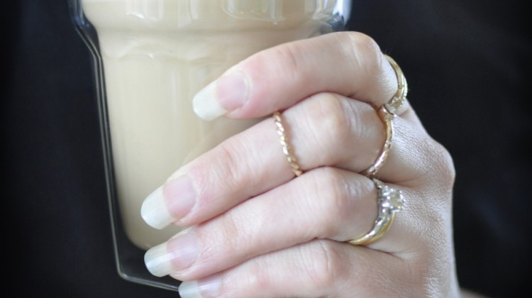 Enjoying Fashion Fads: Ring Stack