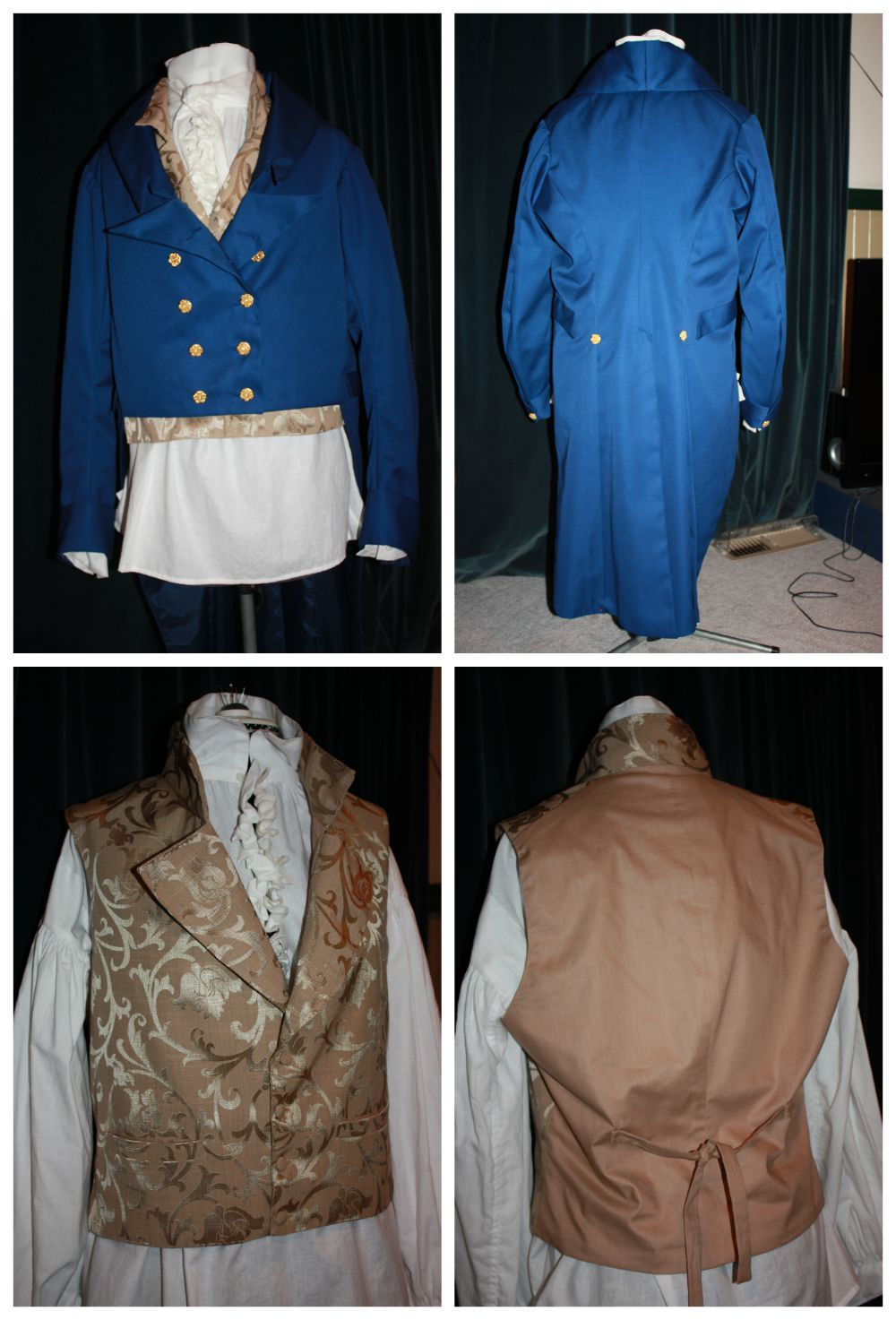 Mr Knightly Jacket