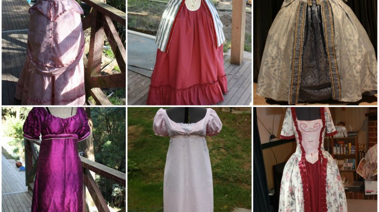 Beautiful Period Fashion