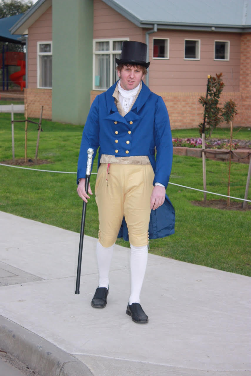 Mr Knightly Outfit Tutorial