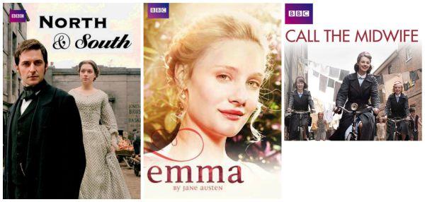BBC Dramas on Netflix
