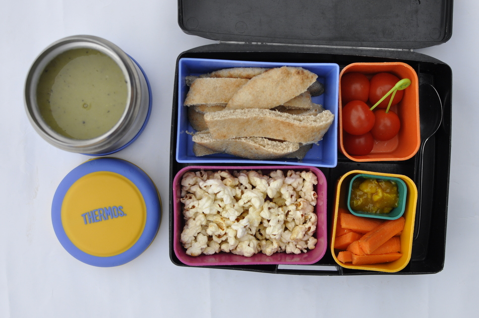 Lunch Box Food Ideas - hot food