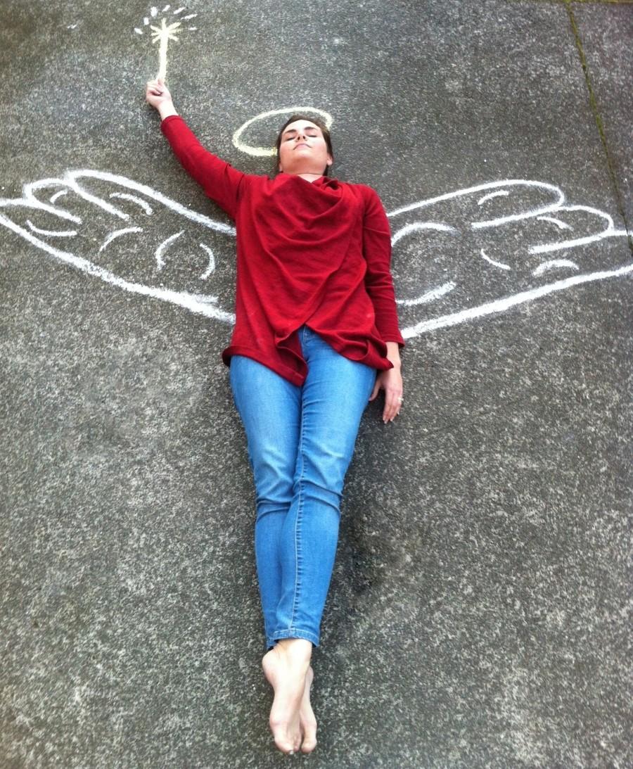 Chalk scene ideas