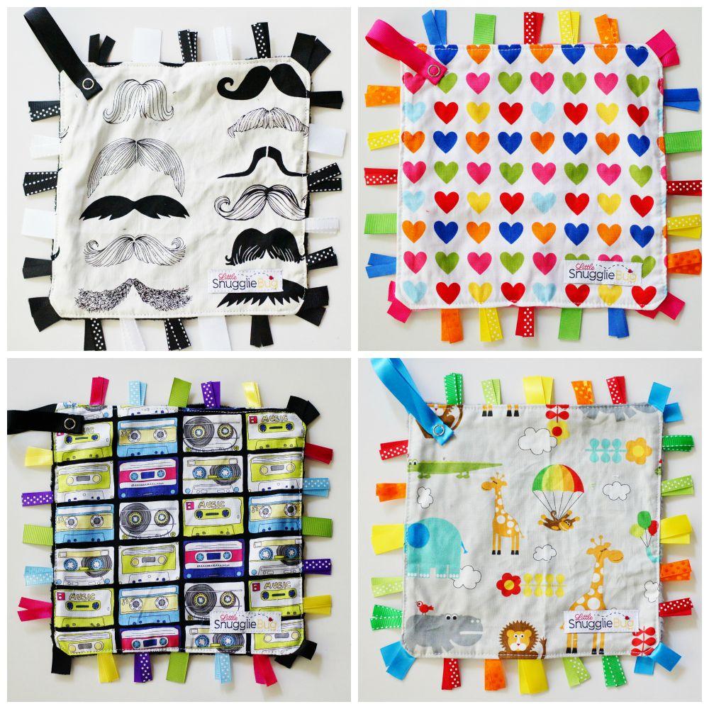 Sensory Blanket - toys for baby