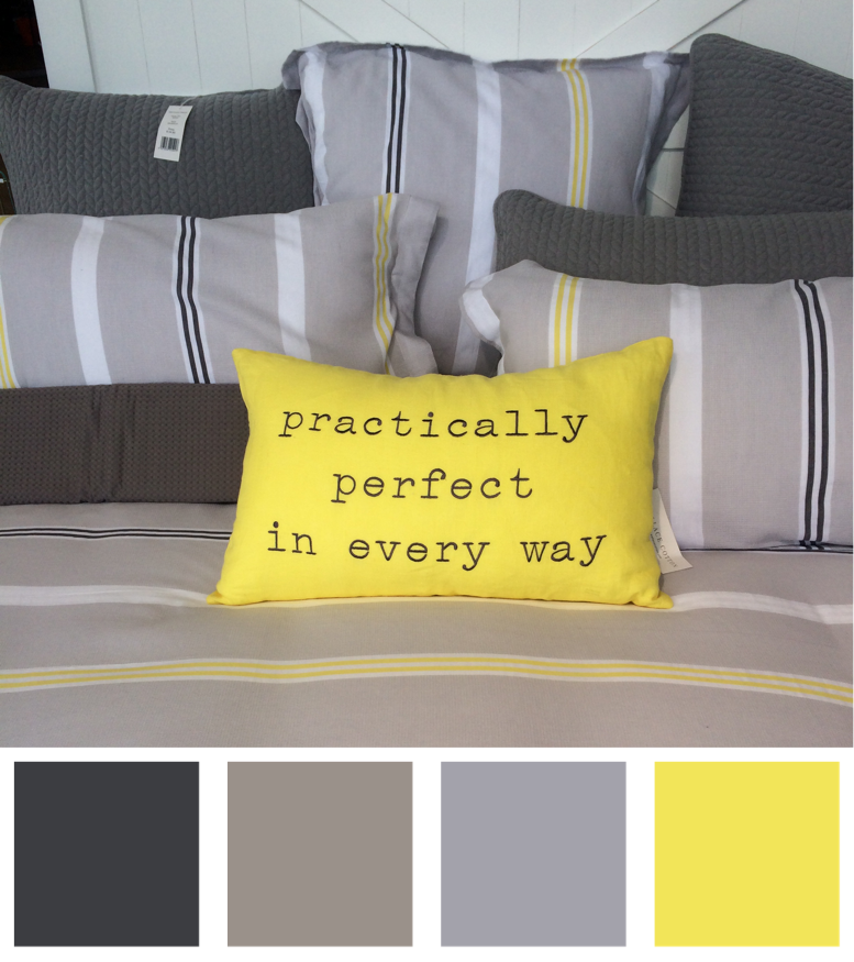 Practically Perfect Colour Palette