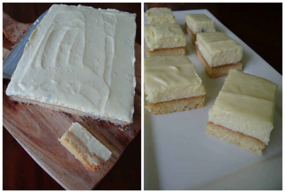 Passionfruit Cheesecake Slice Recipe