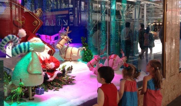Christmas family tradition