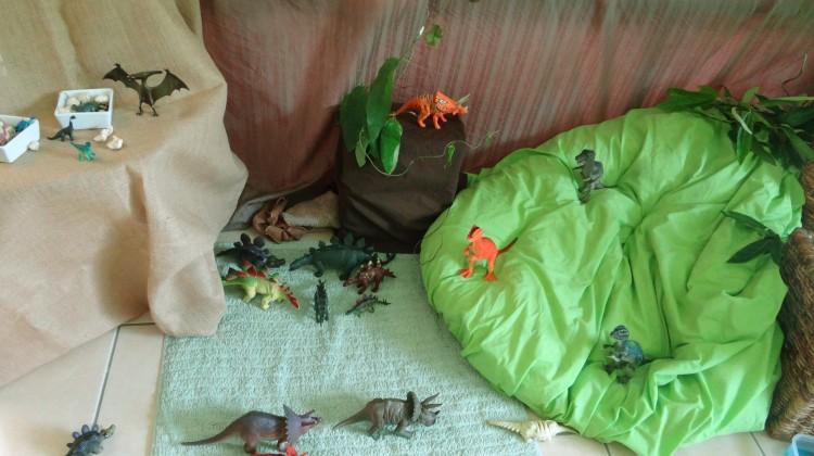 Jurassic World Play Scene