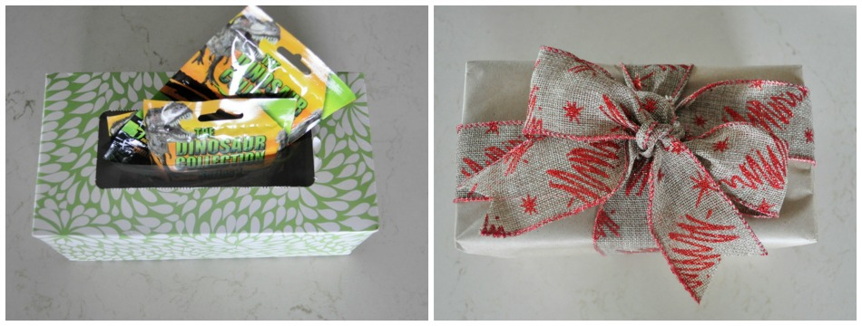 Disguising Christmas Presents - Tissue Box