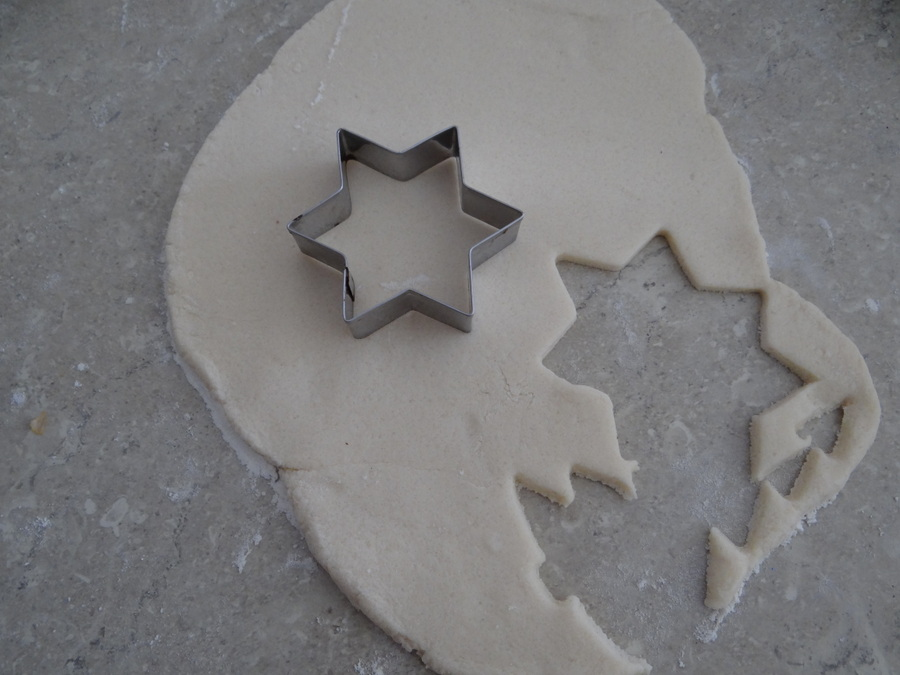 How to make salt dough Christmas Decorations