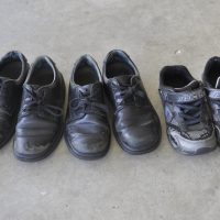 How School Shoes Have Lasted Over a Year
