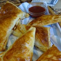 Beef & Vegetable Pasties