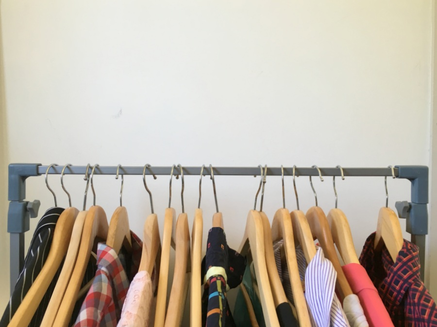 How I wash and organise school uniforms