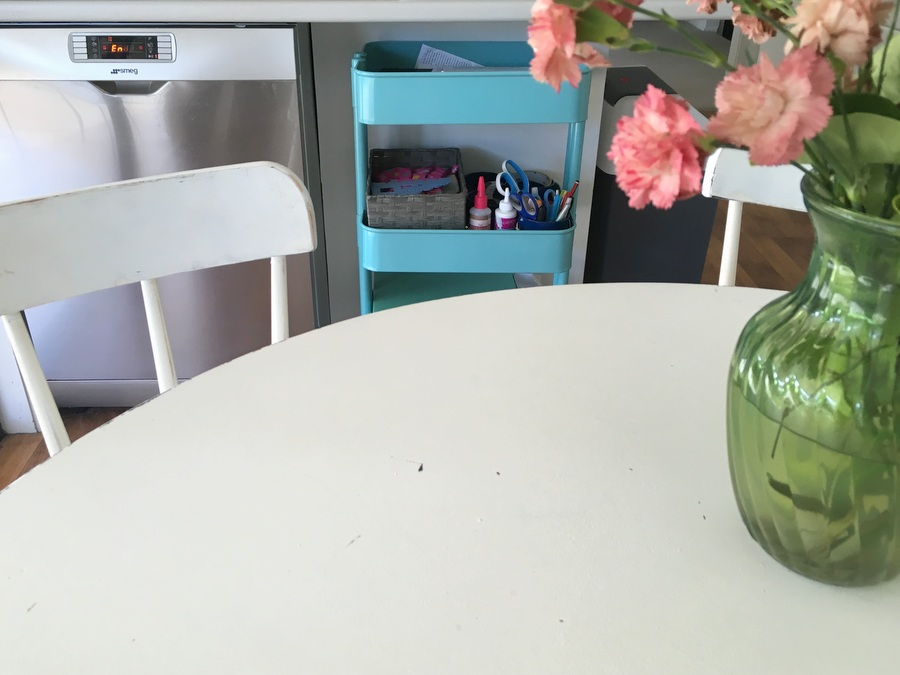 How I organise kids for school