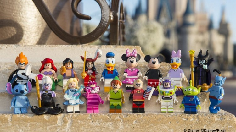 Disney Lego Minifigs Are Coming