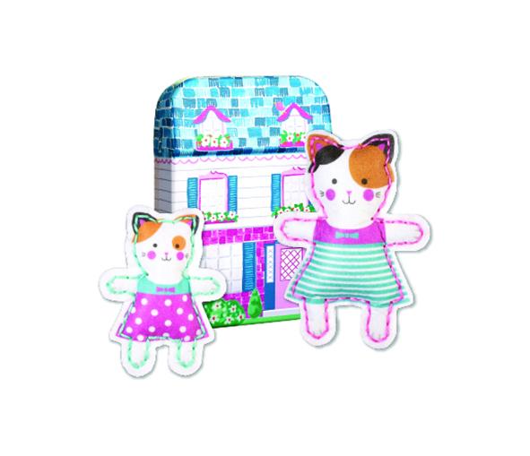 Tiny Town Buddies - Cat