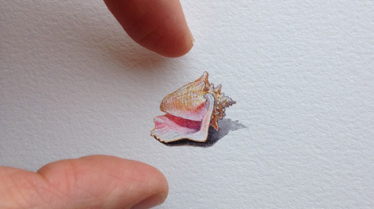 Amazing Itty Bitty Drawings