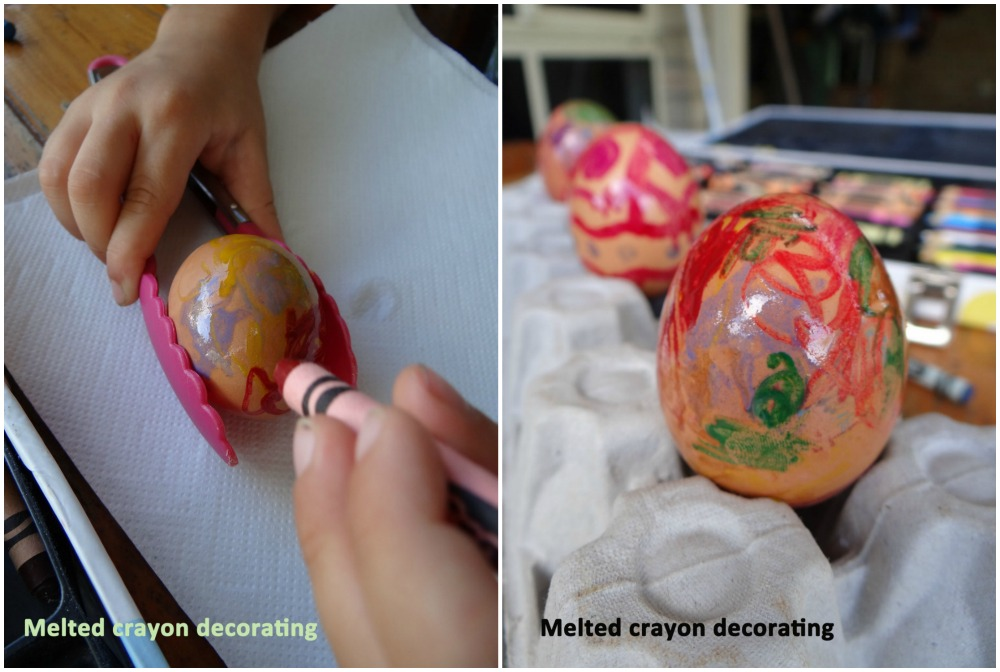 Easter Craft Idea 3 Ways To Decorate Boiled Eggs Be A
