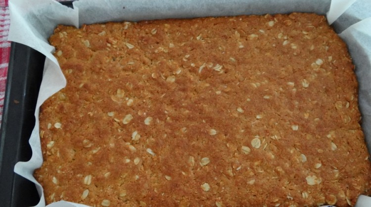 Anzac Slice Recipe