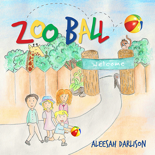 Zoo Ball cover book