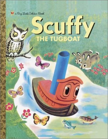 Stuffy The Tugboat