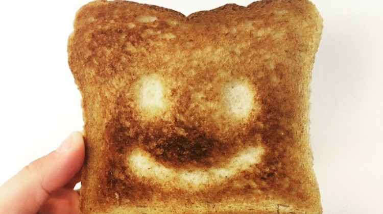 Happy Toast