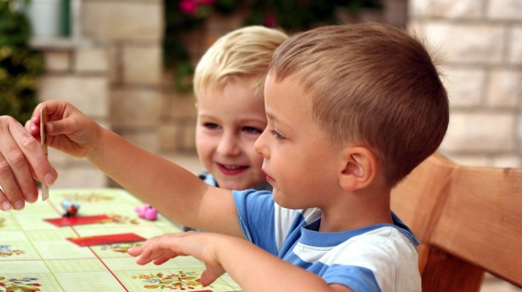 Board Games the family can play together
