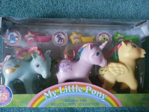 My Little Pony Original 1984 Collection