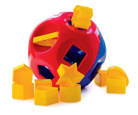 Tupperware Shape O Toy