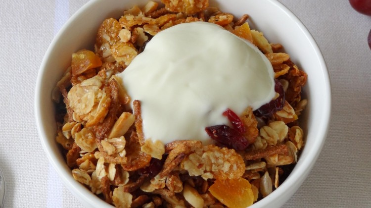 Toasted Muesli Recipe
