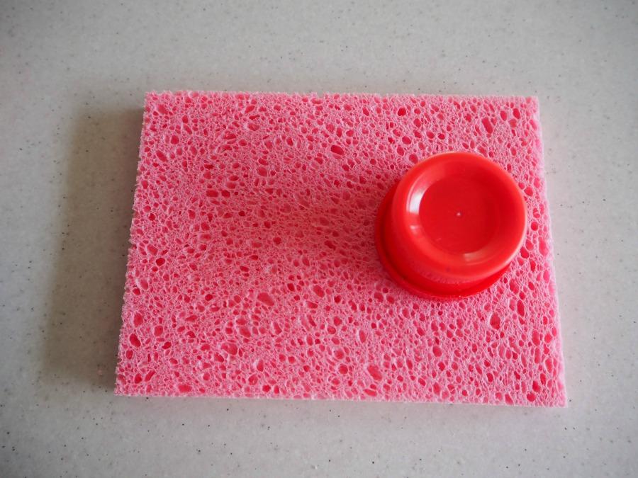sponge cake craft