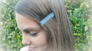 Pretty Coloured Bobby Pins