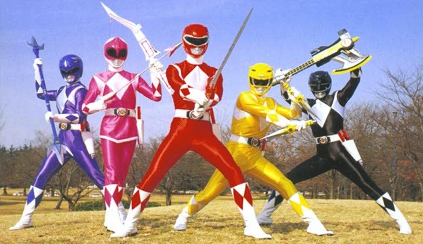 Power Rangers Original